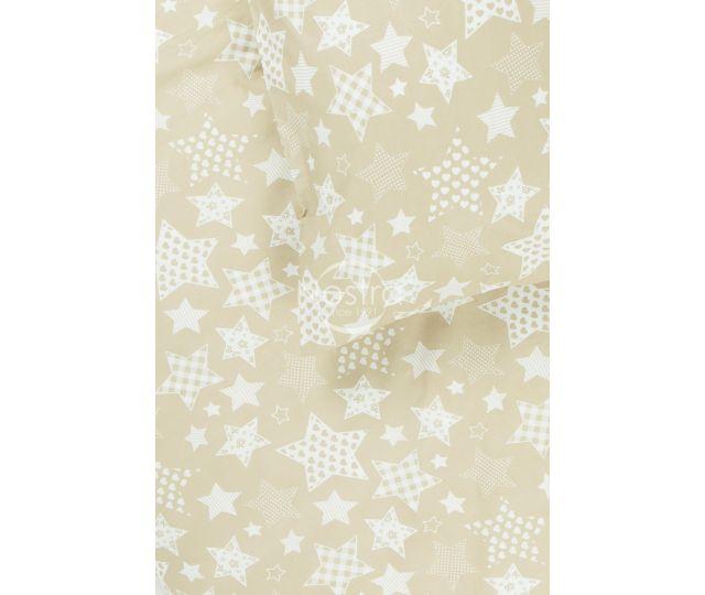 vaikiska medvilnine ruda patalyne su zvaigzdemis