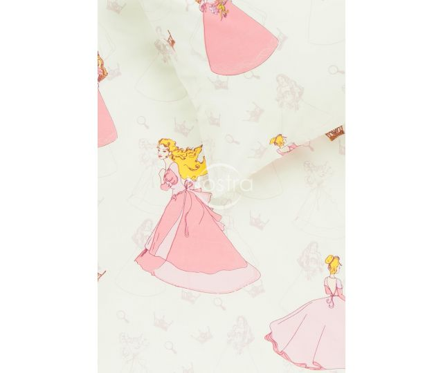 vaikiska medvilnine rozine patalyne su princesemis