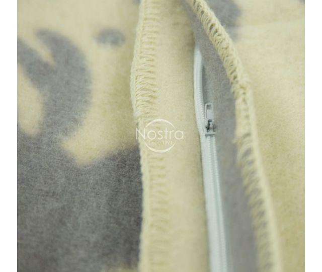 pilkas merino vilnos pagalves uzvalkalas