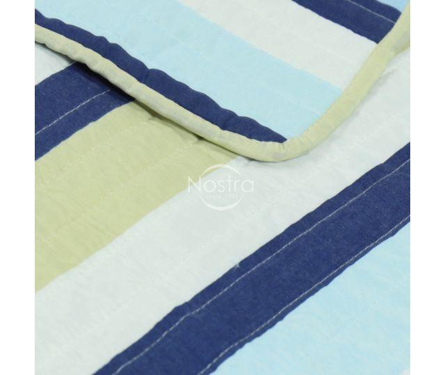 Daigstyta lovatiesė, lovos užtiesalas L0020-BLUE