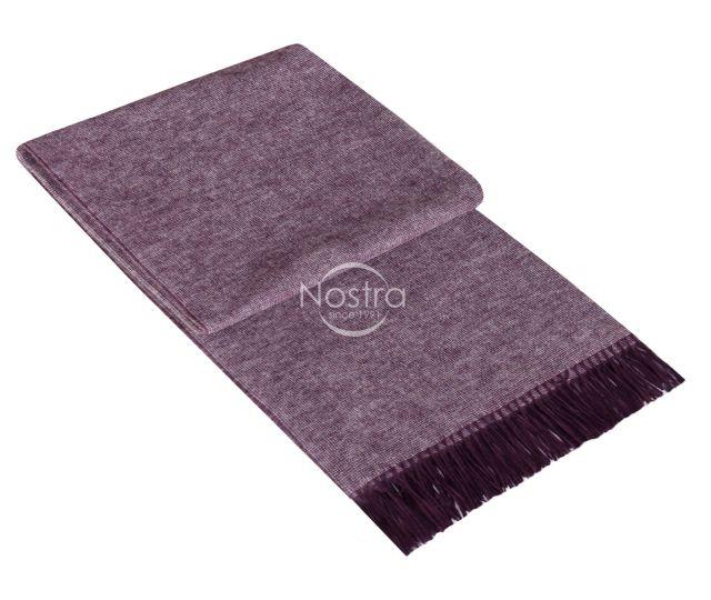 violetinis vilnonis pledas