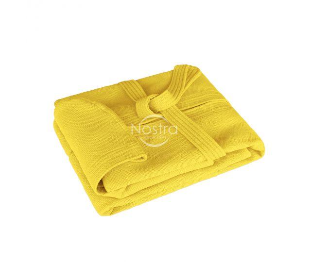 Chalatas PIQUE su gobtuvu 380 BATHROBE-ASPEN GOLD