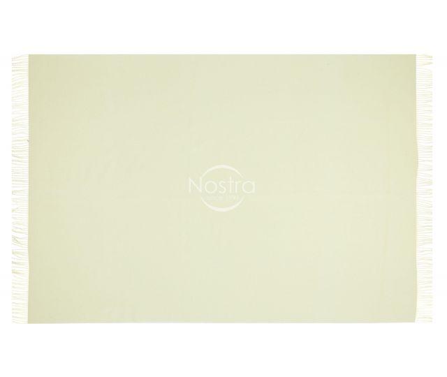 Pledas ANDORA DOUBLE FACE-WHITE WHITE 140x200 cm