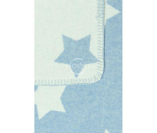 Vaikiškas pledas SUMMER-50 80-1034-LIGHT BLUE