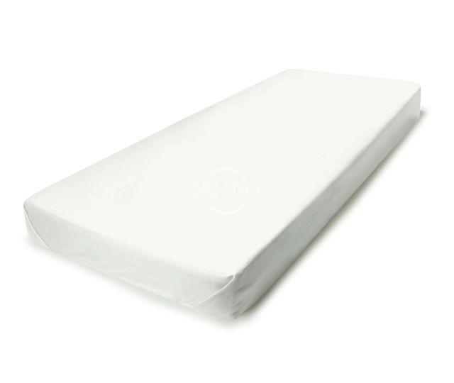 Satino paklodės be gumos 00-0000-OPT.WHITE