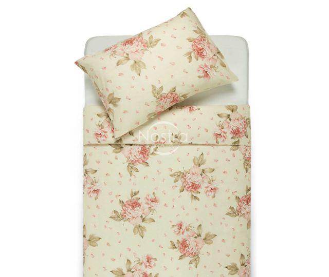 Cotton bedding set DANIELA 20-0145-RED