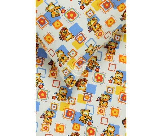Детское фланелевое постельное белье SMALL BEARS
