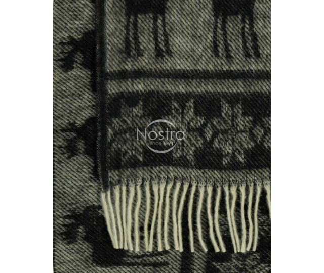 Pledas ZELANDIA 80-3107-BLACK