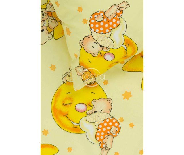 Vaikiška patalynė DREAMY BEARS 10-0304-YELLOW