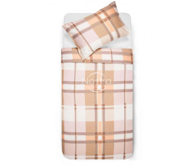 Sateen bedding set ACCALIA 30-0402-BEIGE