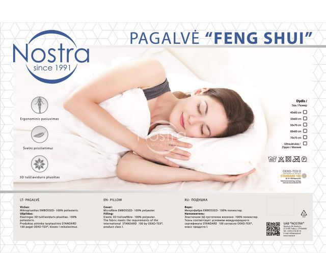 Pillow FENG SHUI