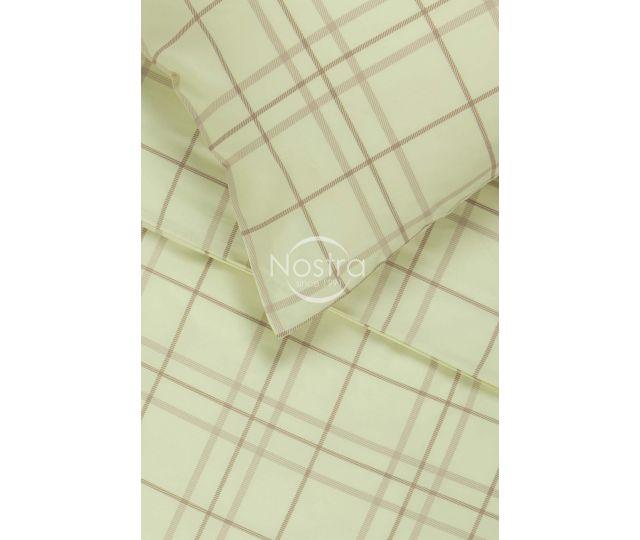 Satino patalynė ARYANA 30-0443-CACAO 200x220, 50x70 cm