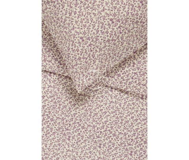 Medvilninė kartūno patalynė NOVA 40-0968-VIOLET 200x220, 50x70 cm