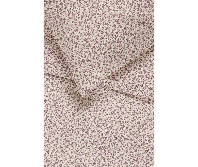 Medvilninė kartūno patalynė NOVA 40-0968-VIOLET 200x220, 70x70 cm
