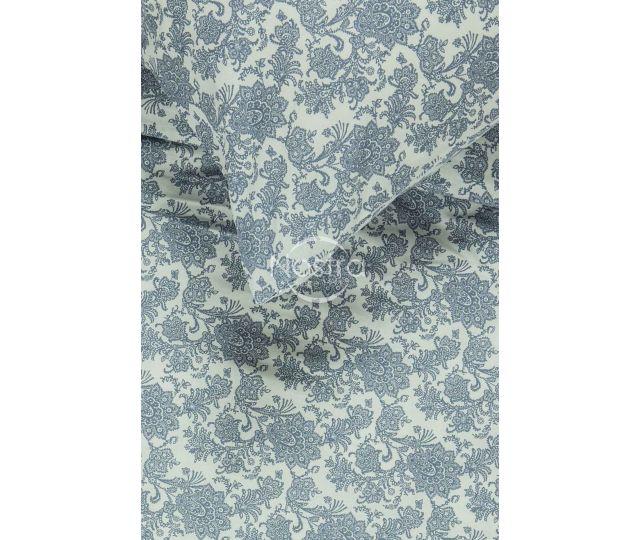 Medvilninė kartūno patalynė NAOMI 40-1004-STONE BLUE 200x220, 50x70 cm