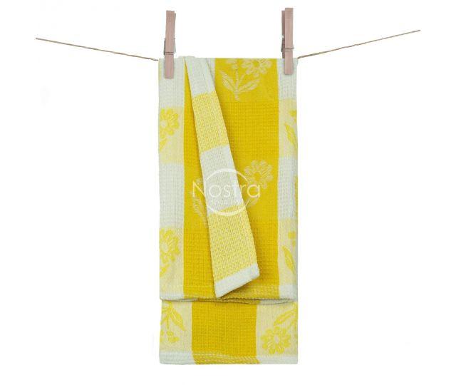 Virtuvinis rankšluostis WAFEL-240 T0102-YELLOW 50x70 cm