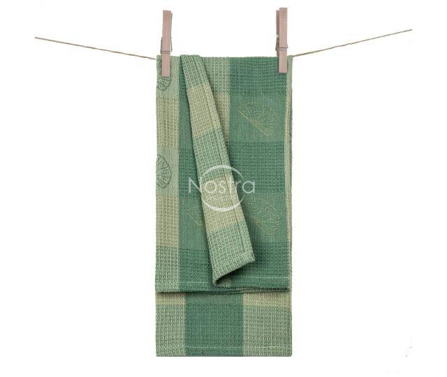 Virtuvinis rankšluostis WAFEL-240 T0104-GREEN 50x70 cm