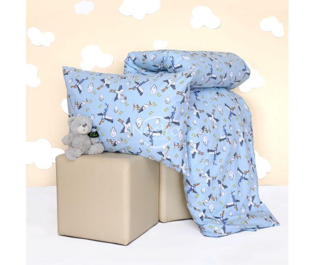 Vaikiška patalynė IŠPARDAVIMAS 10-0030-BLUE