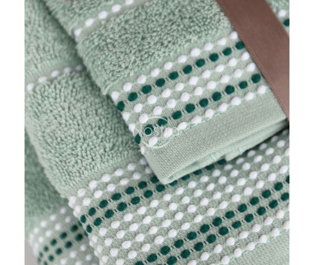 3 dalių rankšluosčių komplektas T0044 T0044-SAGE 30x50, 50x70, 70x140 cm
