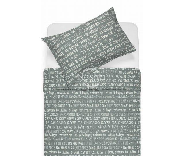 Polycotton bedding set HANNIA