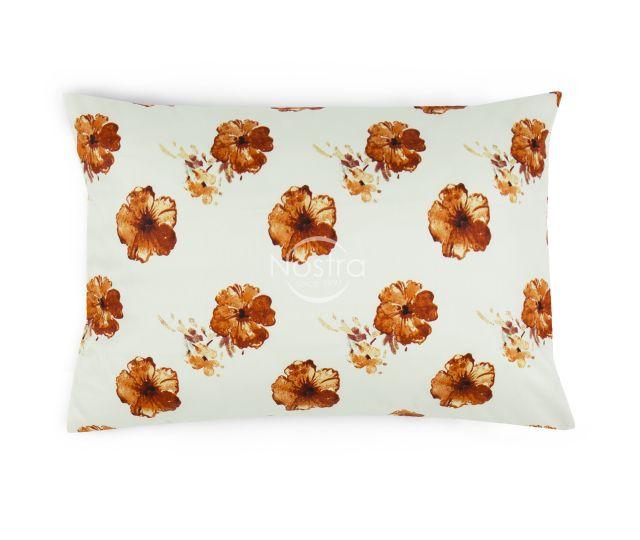 Satino pagalvės užvalkalas 20-1370-ORANGE 50x70 cm