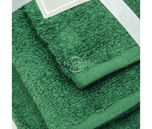 3 dalių rankšluosčių komplektas 380 ZT 380 ZT-PINE GREEN 30x50, 50x100, 70x140 cm