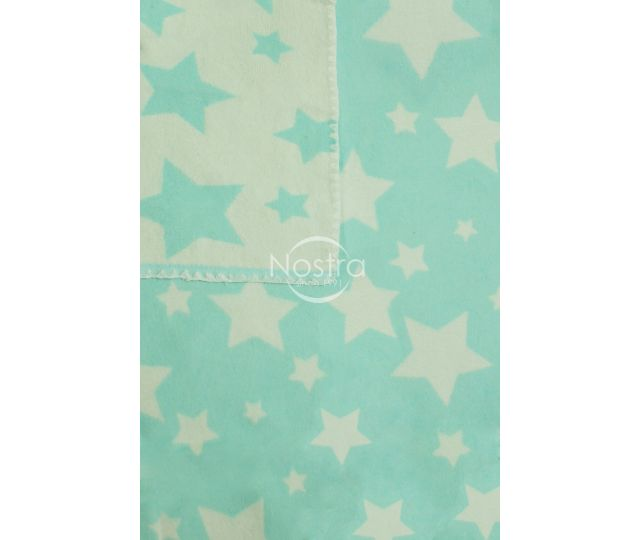 Vaikiškas pledas SUMMER 80-1037-TURQUISE 4 100x118 cm