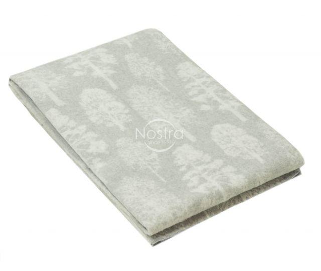 Medvilninis pledas SUMMER 80-2003-GREY 31 140x205 cm