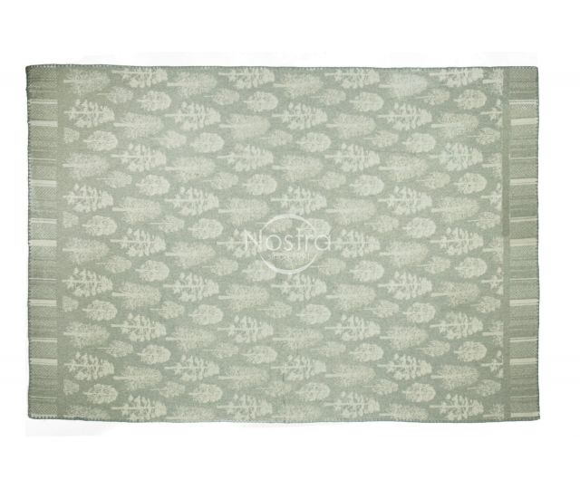 Medvilninis pledas SUMMER 80-2003-DARK GREY 30 200x205 cm