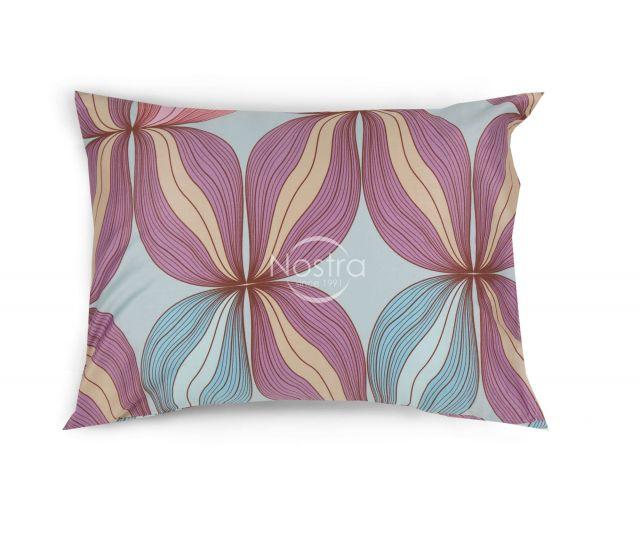 Satino pagalvės užvalkalas 40-0737-FOREVER BL 50x70 cm