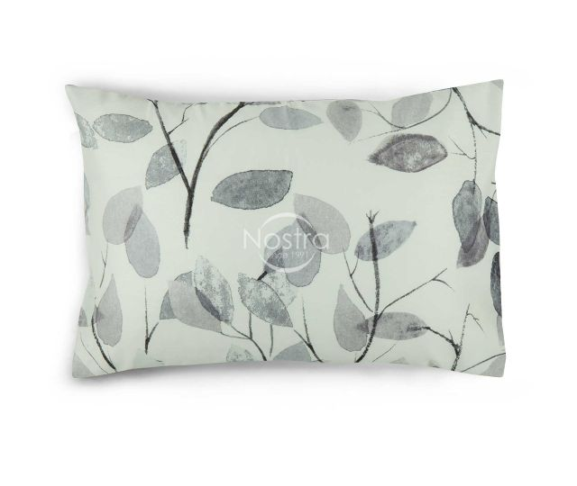 Satino pagalvės užvalkalas 40-0837-WHITE 50x70 cm