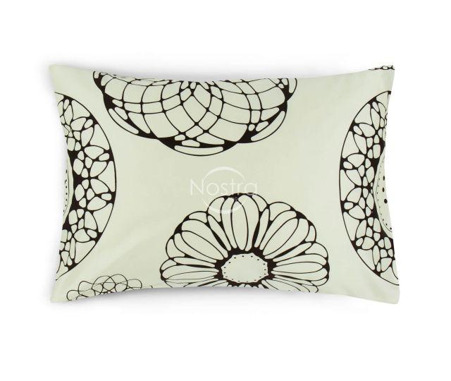 Satino pagalvės užvalkalas 40-0838-CREAM 50x70 cm