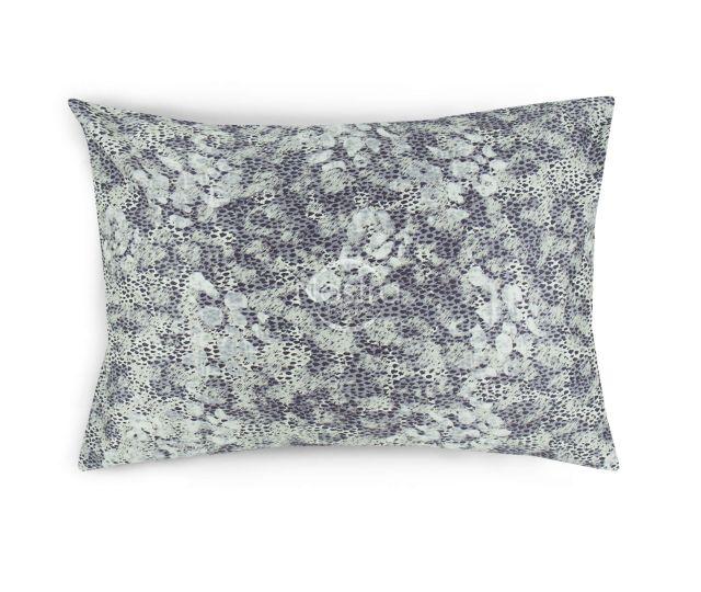 Satino pagalvės užvalkalas 40-0886-GREY 50x70 cm