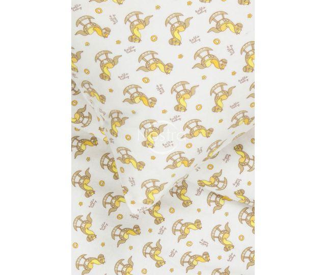 Детское фланелевое постельное белье HAPPY HORSE