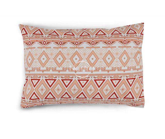 Flanelės pagalvės užvalkalas su užtrauktukais