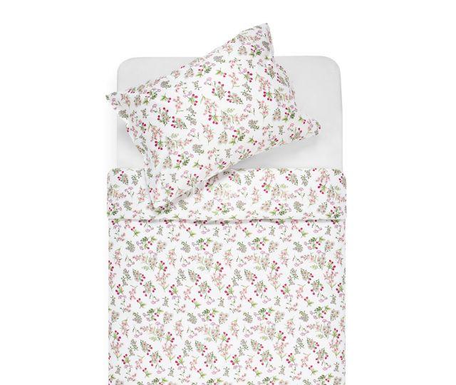 Sateen bedding set ABARRANE