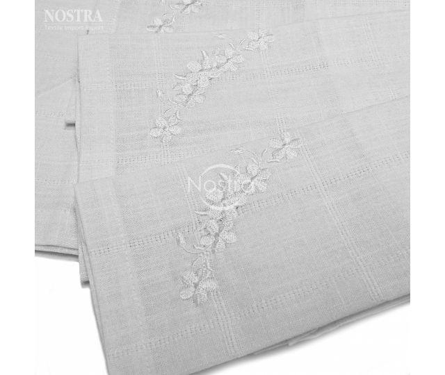 Cotton embroidered napkins