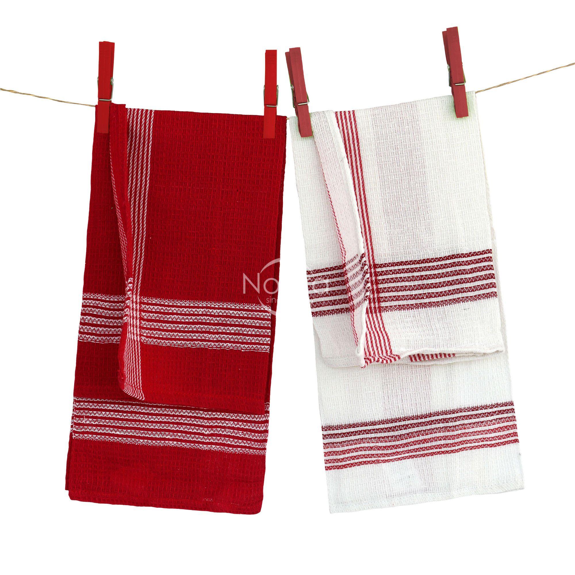 Kitchen towel set WAFEL-185