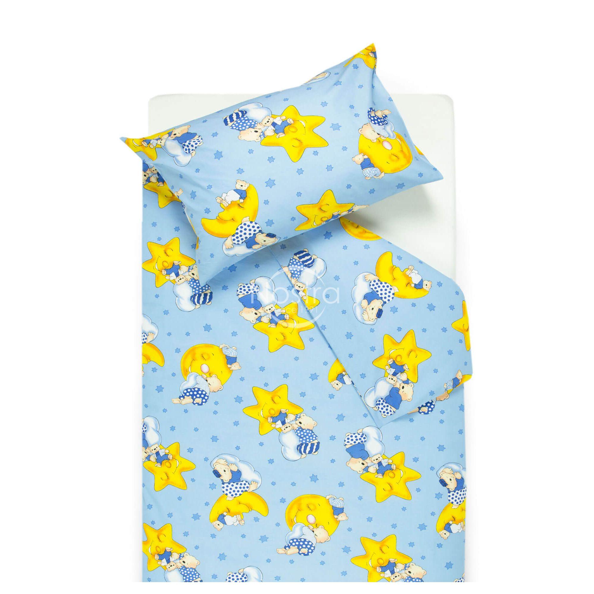 Vaikiška patalynė DREAMY BEARS 10-0304-BLUE