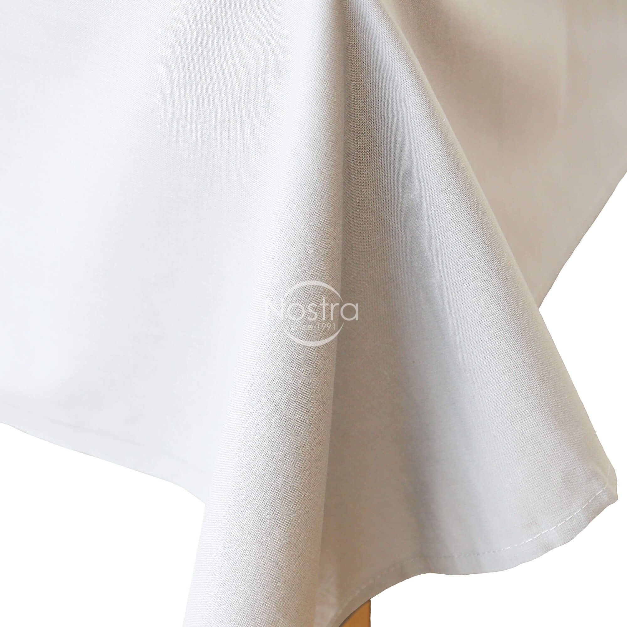 White sheet T-180-BED