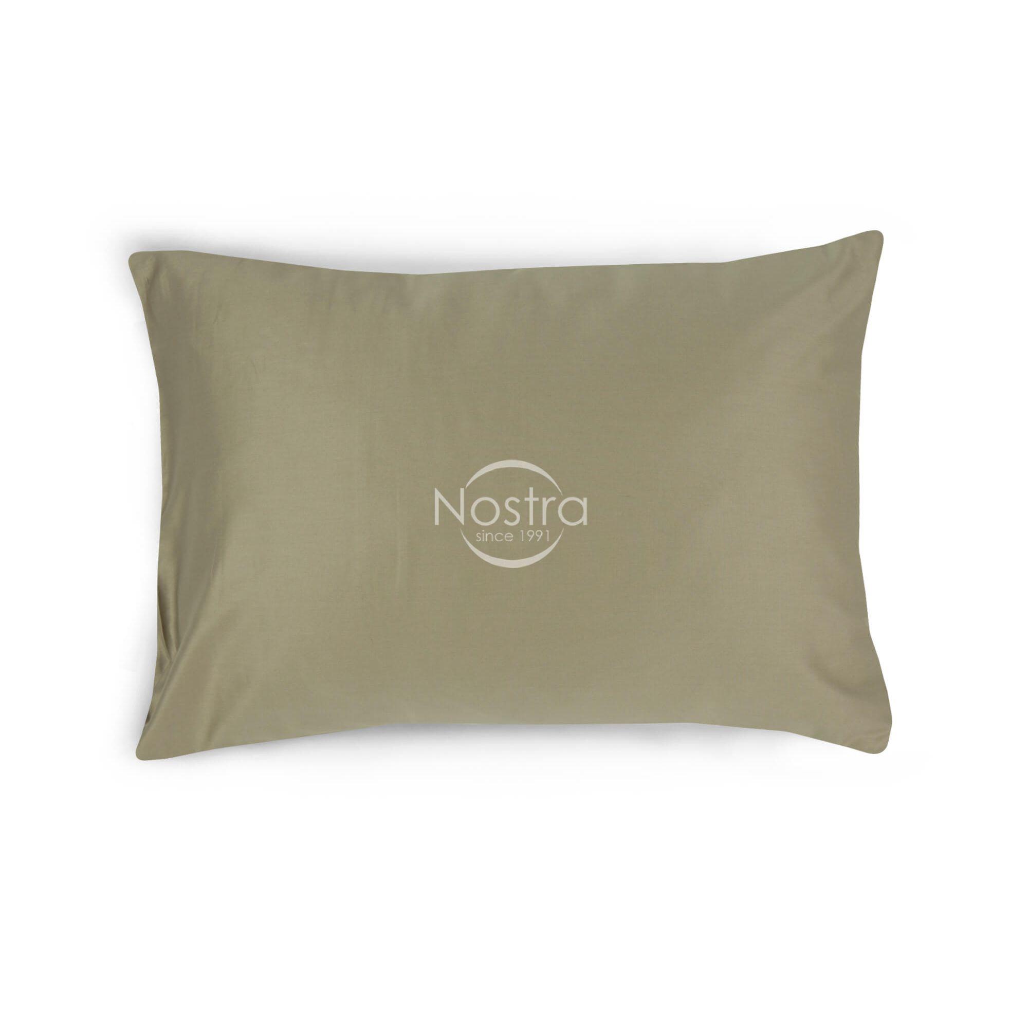 Dažyto satino pagalvės užvalkalas su užtrauktukais