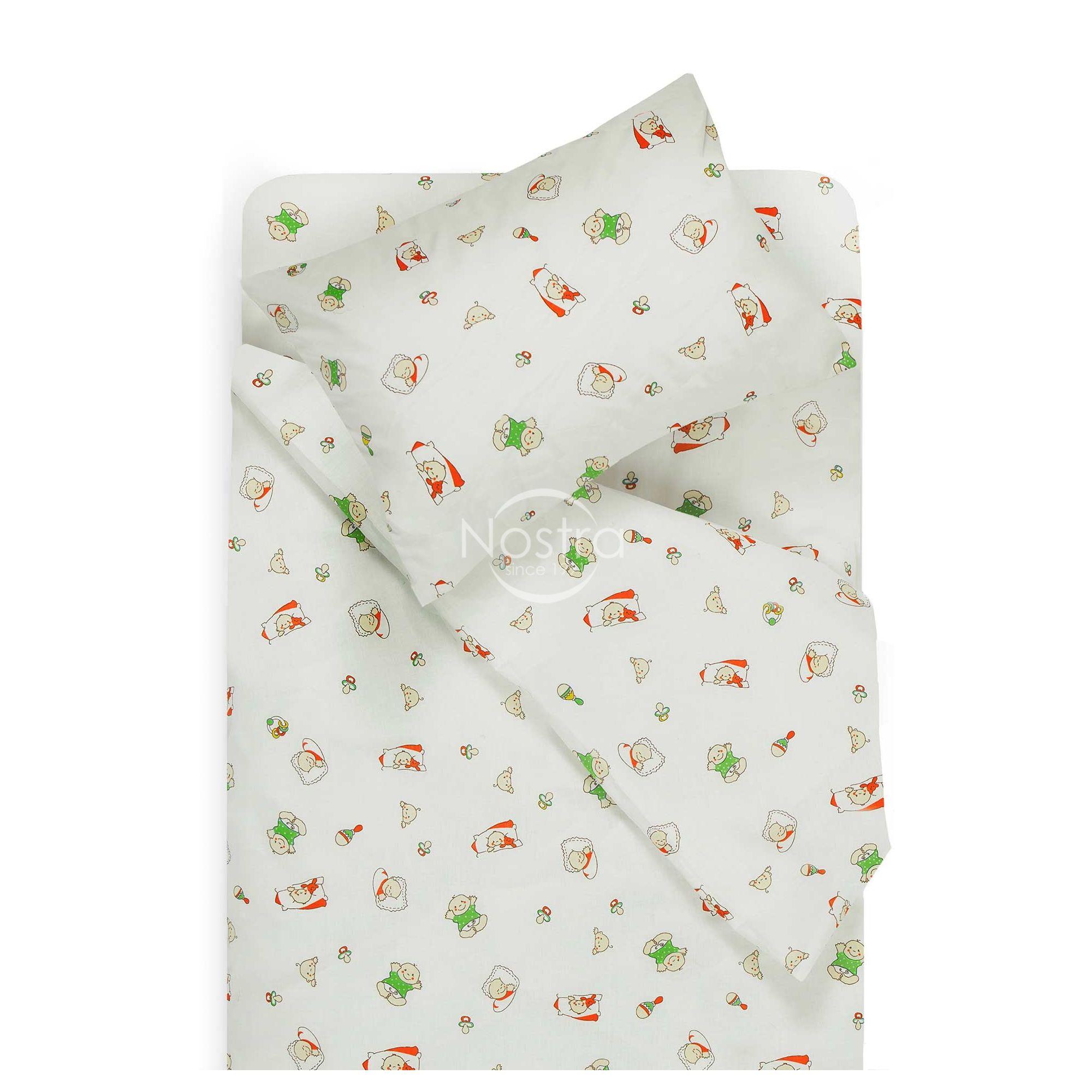 Vaikiška patalynė SLEEPING BABY 10-0362-GREEN