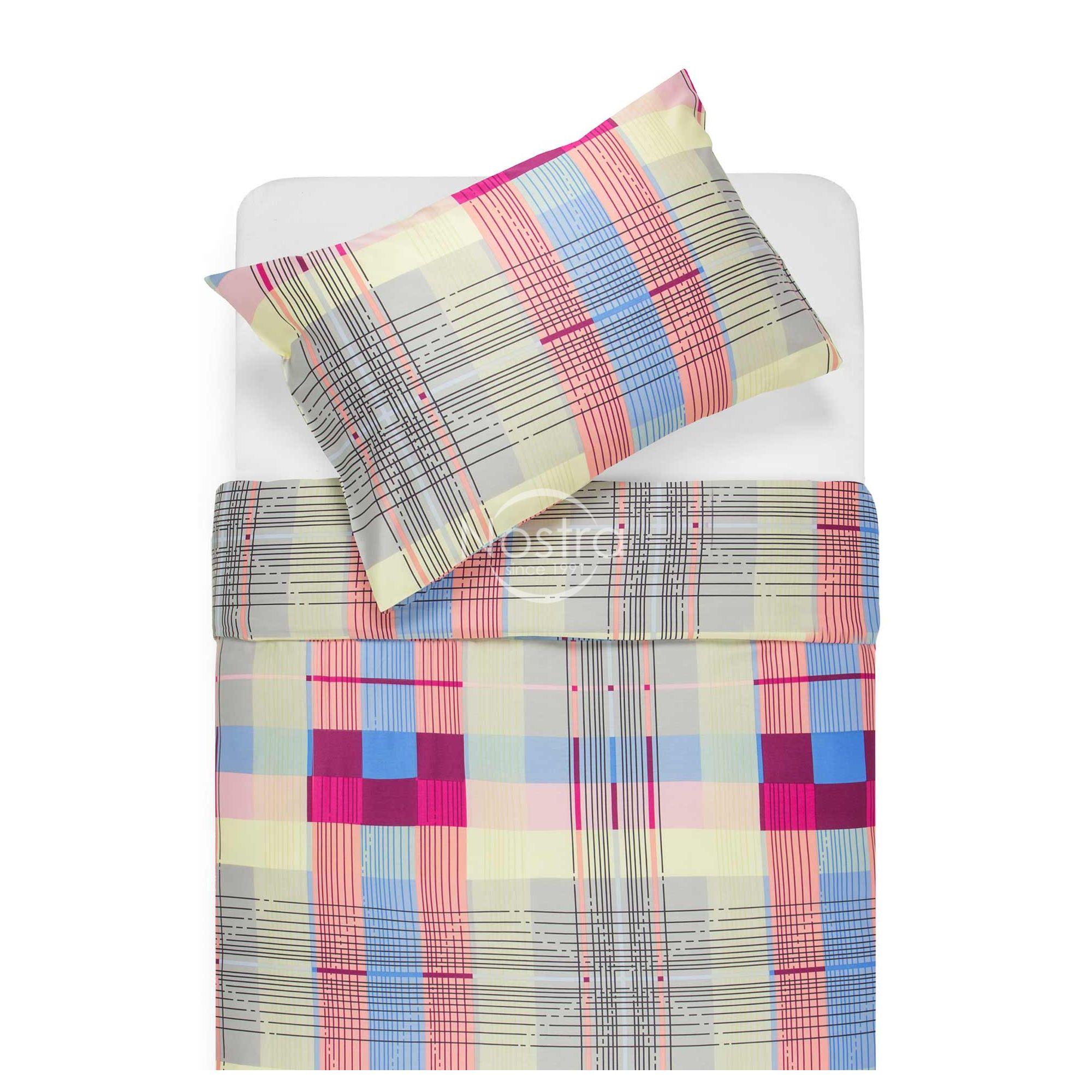 Sateen bedding set ADRIANA