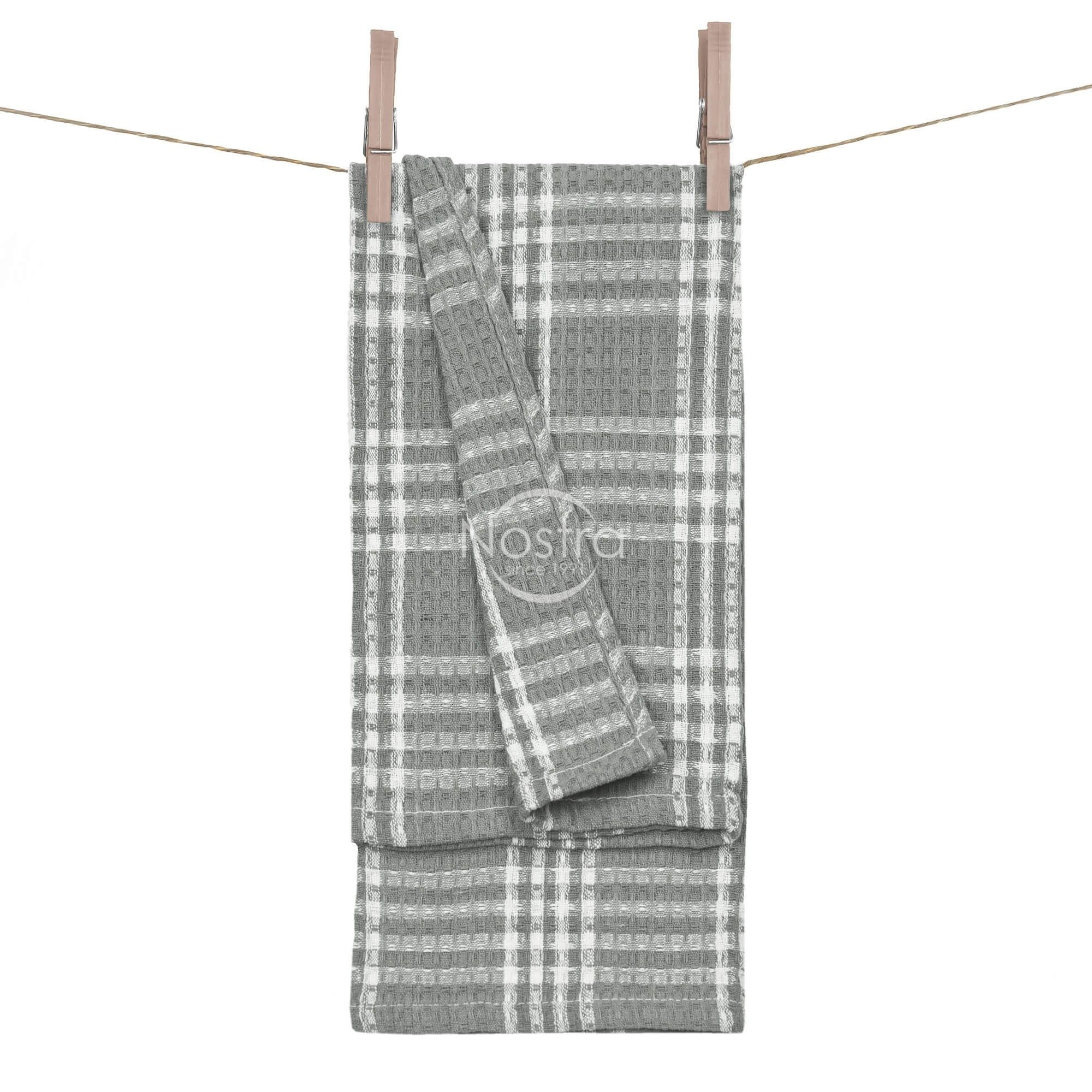 Virtuvinis rankšluostis WAFEL-240 T0101-GREY 50x70 cm
