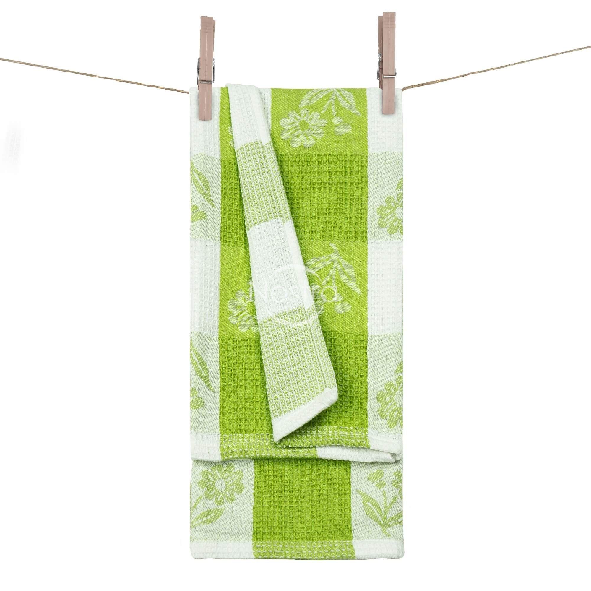Virtuvinis rankšluostis WAFEL-240 T0102-SPRING GRE 50x70 cm