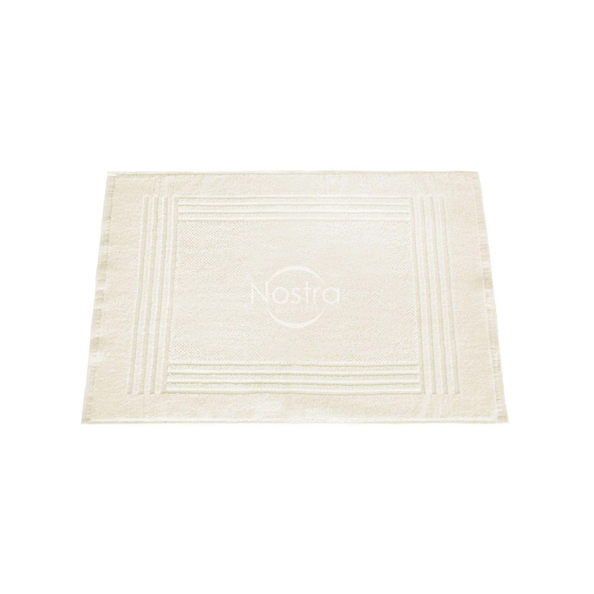 Frotinis vonios kilimėlis 650 650-T0033-IVORY 50x70 cm