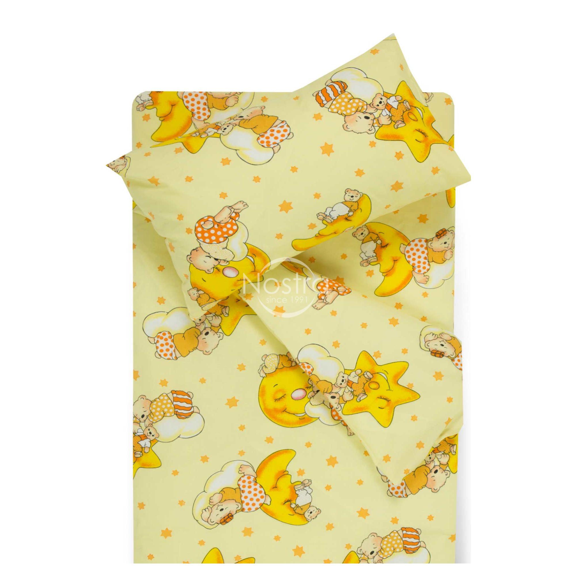 Užvalkalas antklodei SALDUS SAPNAS 10-0304-YELLOW 100x145 cm