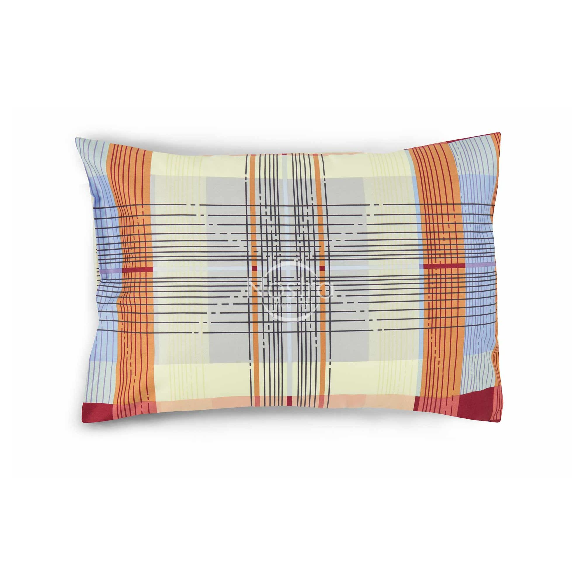 Satino pagalvės užvalkalas 30-0422-PURPLE 50x70 cm