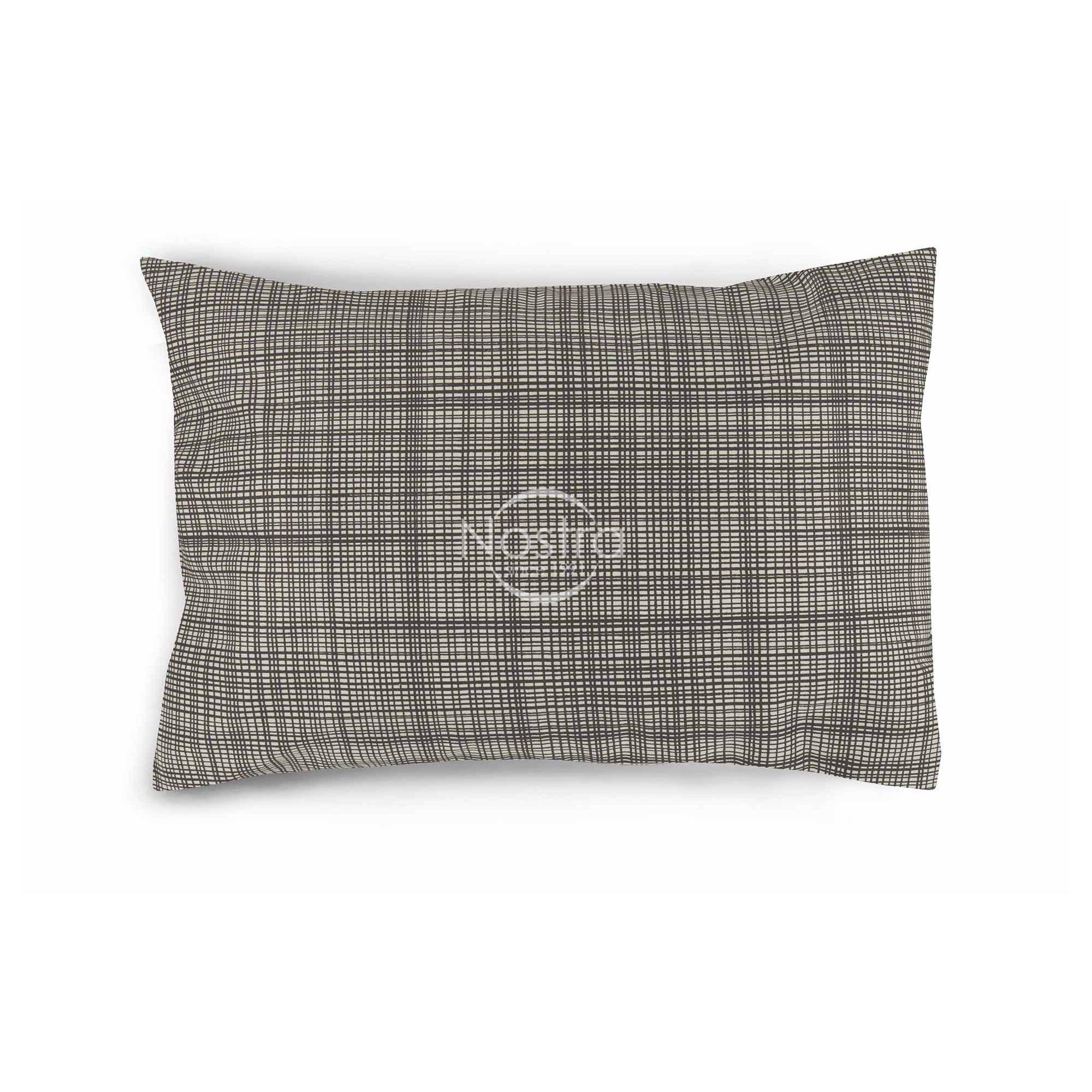 Satino pagalvės užvalkalas 30-0485-EXC.GREY 50x70 cm
