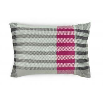 Satino pagalvės užvalkalas 30-0427-GREY